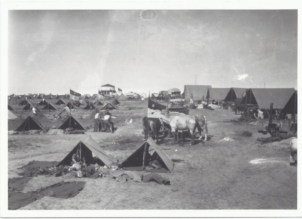 U.S. Cavalry, 8th Division. October 1927. Camp Marfa, TX.