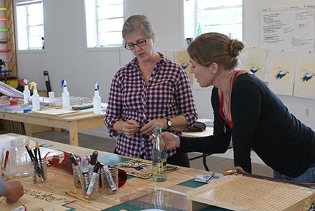 Chinati Education adult workshop