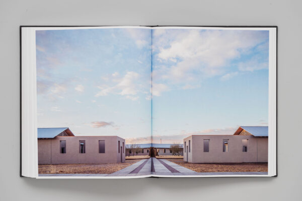 CHINATI. The Vision of Donald Judd. Book.