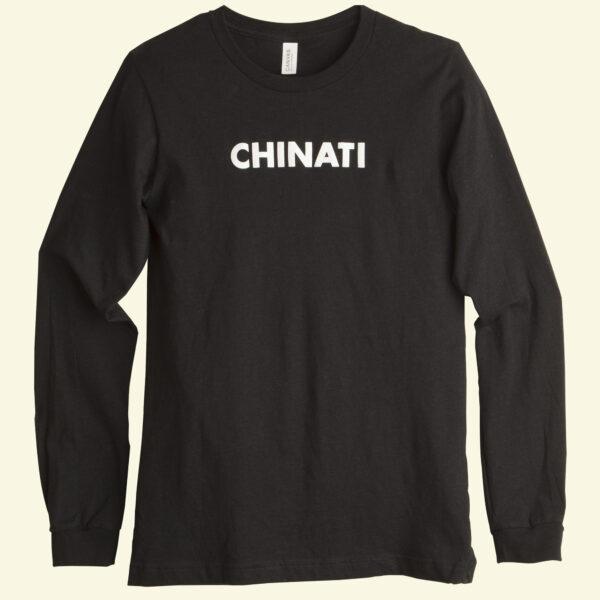 Chinati Foundation t-shirt long sleeve black