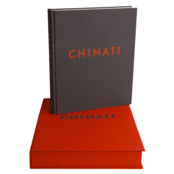 chinati foundation book with clamshell box