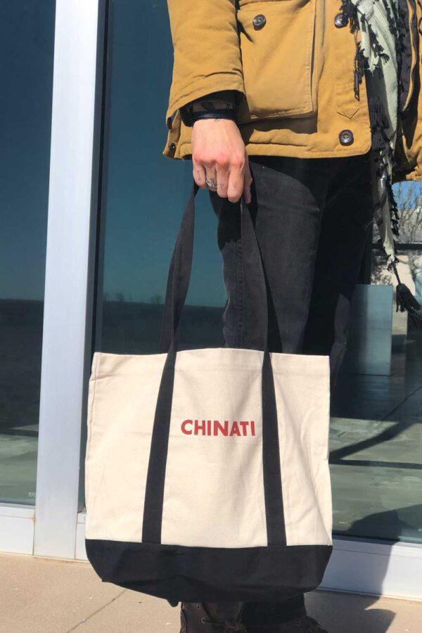 Chinati Foundation tote bag
