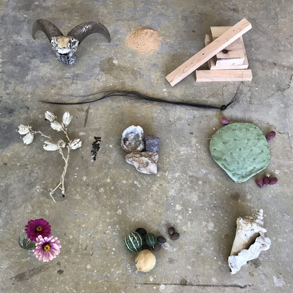 Examples of natural materials
