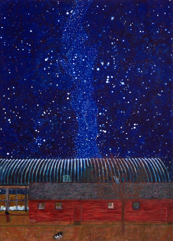 Chinati Night, Sarah McEneaney