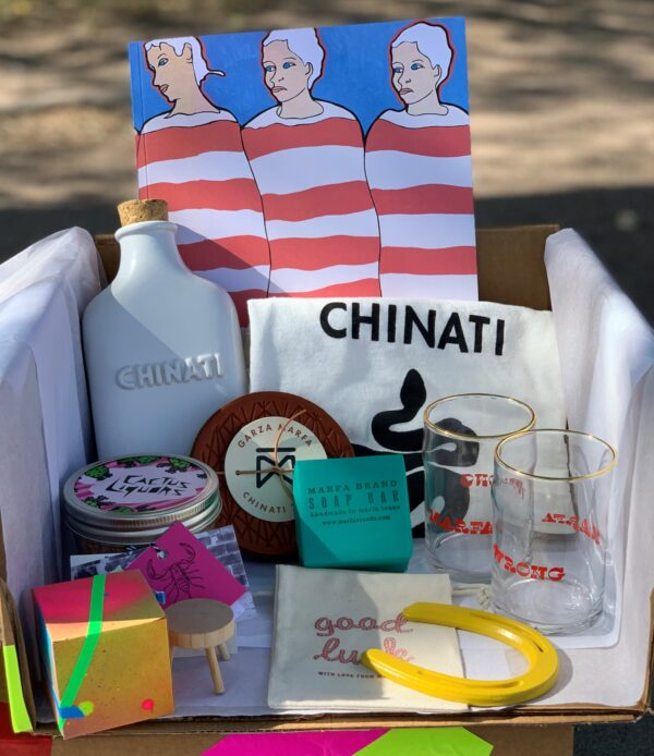 Made in Marfa Gift Box