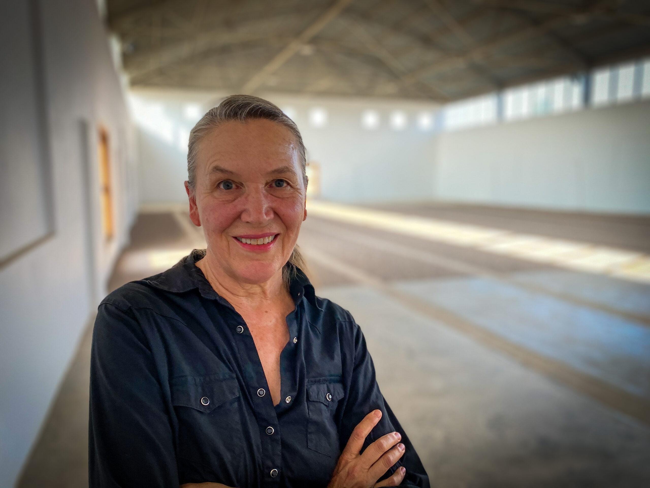 Valerie Arber