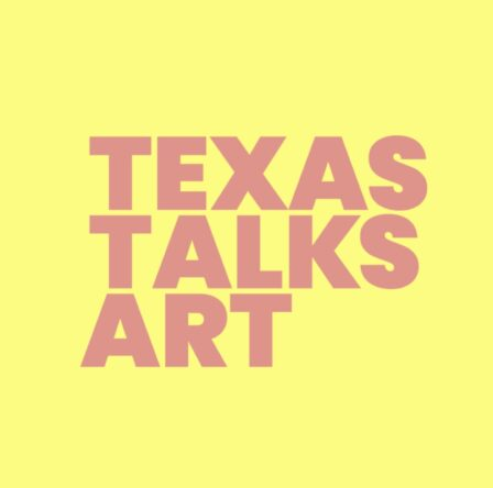 Texas Talks Art Logo
