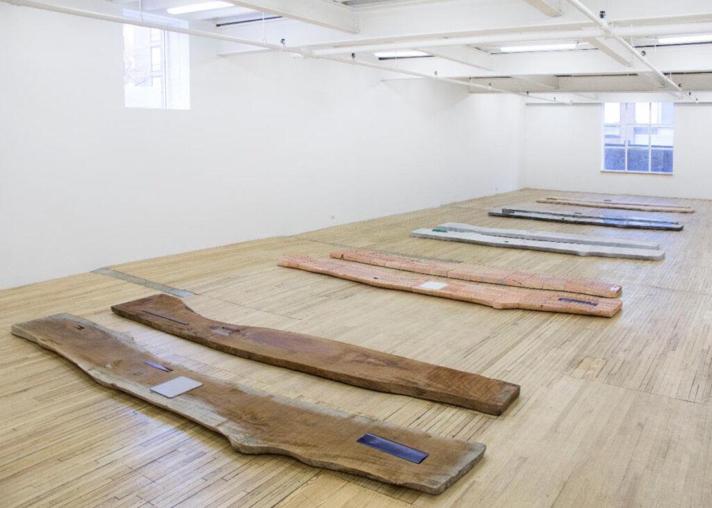 Lucy Skaer, Sticks & Stones, 2013-2015