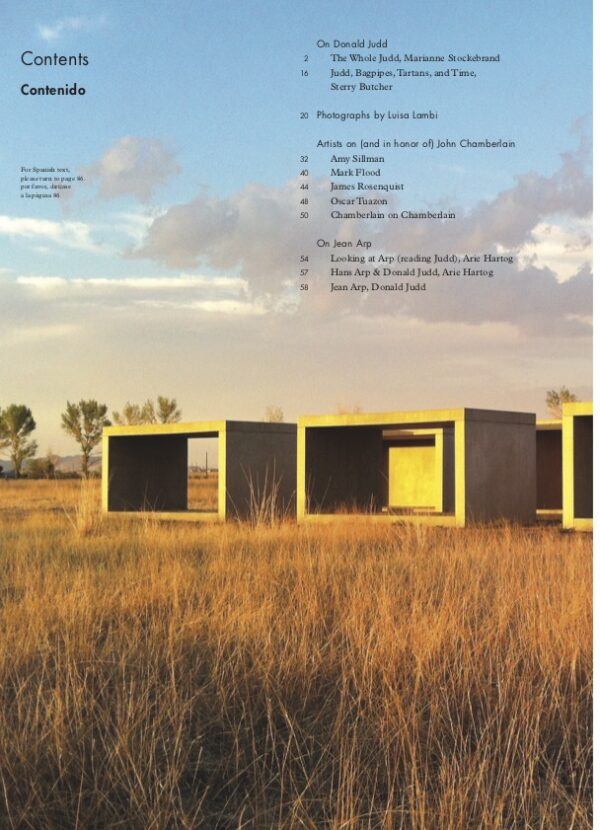 Newsletter Vol 17 Table of Contents
